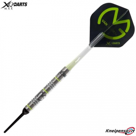 "Michael van Gerwen ""Green Demolisher"" Softdarts qd2200040 Dart"