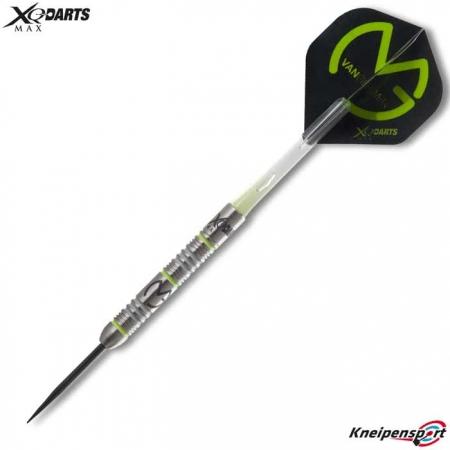 "Michael van Gerwen ""Green Demolisher"" Steeldarts qd2200010 Dart"