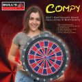 Bull's Compy Soft Dartboard Set 1