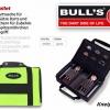 Bull's Dartcase MSP - grün 1