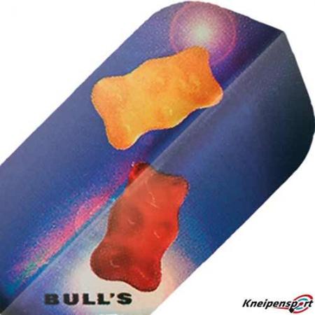 """Bull's Diamond Flights """"Gummibär"""" - Slim"""