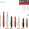 Bull's Nylon Shaft Übersicht