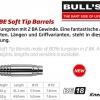 Bull's BE-18 Softdart Barrel 65970 65971 2