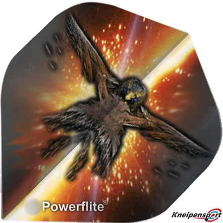"Bull's Powerflite Flights ""Hawk"" - A-Standard - design 50734"