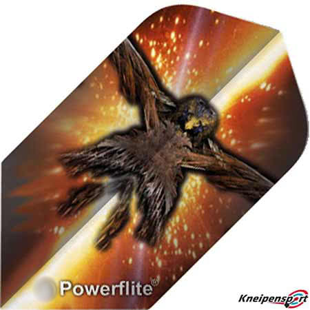 "Bull's Powerflite Flights ""Hawk"" - Slim - design 50750"