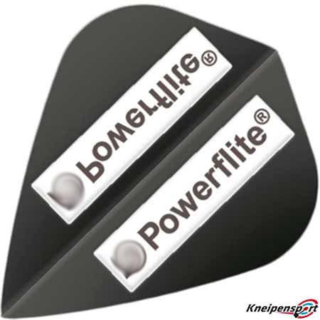 Bull's Powerflite Flights - Kite - schwarz 50781 80781