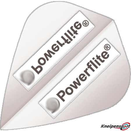 Bull's Powerflite Flights - Kite - weiß 50784 80784