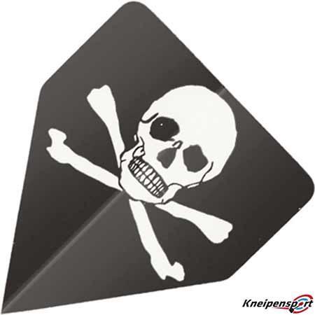 """Bull's Powerflite Flights """"Skull"""" - Delta - design 50788"""