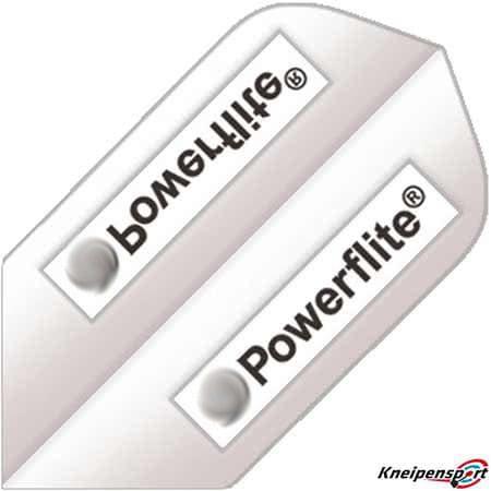 Bull's Powerflite Flights - Slim - weiß 50778 80778