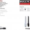 Bull's PowerPro Soft Tips 2BA 61311 Übersicht