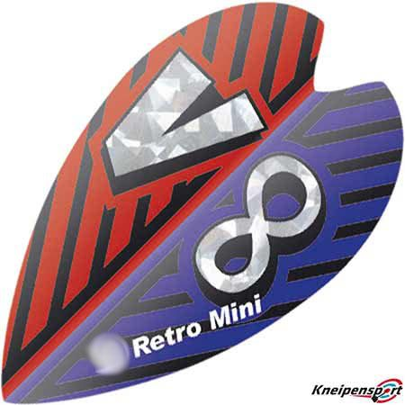 "Bull's Retro Mini Flights ""V8"" - Retro Mini - design 50999"