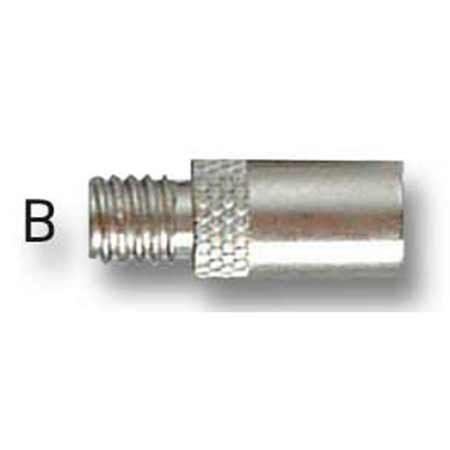 Bull's Schraubgewicht Add-A-Gram B - Nickel 57905