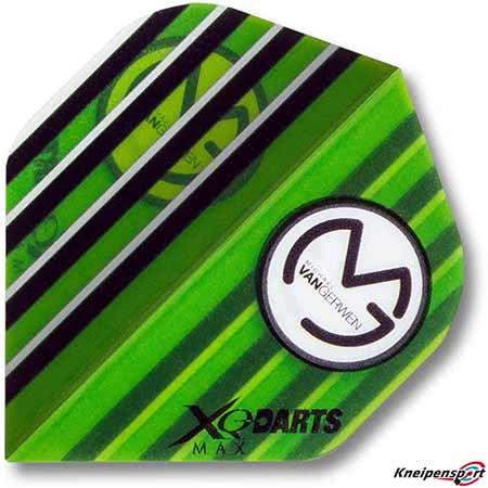 Michael van Gerwen Flights - A-Standard - grün qd1000590