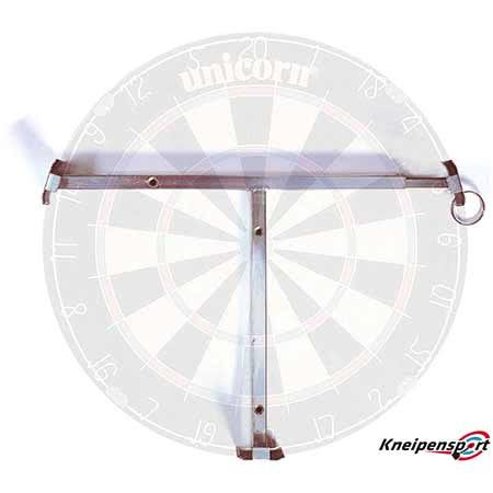 Unicorn Dartboard Befestigung Wall Clamp 79379