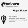 Unicorn Flight Shape Info DXM