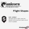 Unicorn Flight Shape Info Slim