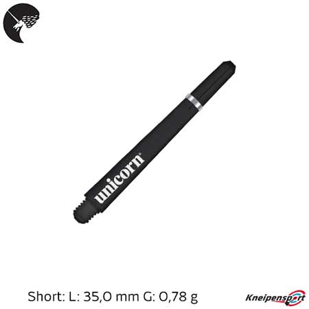 Unicorn Gripper 4 Shaft - Short - schwarz 78902