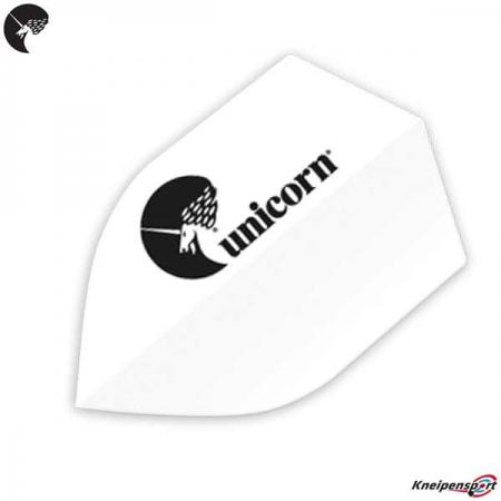 "Unicorn Maetsro 100 Flights ""Unicorn Logo"" - Shield - weiß 68609"