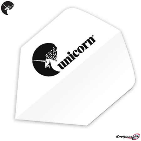 """Unicorn Maestro 100 Flights """"Unicorn Logo"""" - Big Wing XL - weiß 68611"""