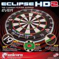 Unicorn Eclipse HD2 Dartscheibe TV-Edition 79448 Verpackung