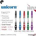 Unicorn Twist Alu Shaft Übersicht 78750