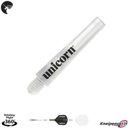 Unicorn X Flight System Shaft - Medium - klar 09806