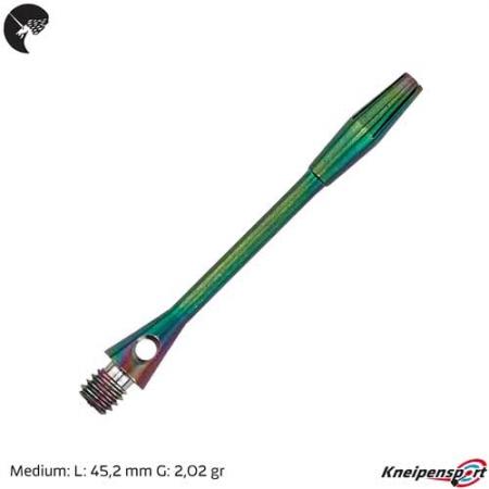 Unicorn XL Ti Shaft - Medium - grün 78722