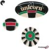 Unicorn Striker Sisal Dartboard 79383 detail