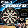 Unicorn Striker Sisal Dartboard 79383 verpackung