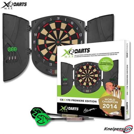 Michael van Gerwen E-Board Set CBX-170 qd5000010
