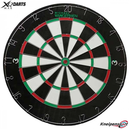 Michael van Gerwen Home Dartboard Set qd4000010