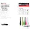 Bull's AXX Point Soft Tips - Long - Übersicht