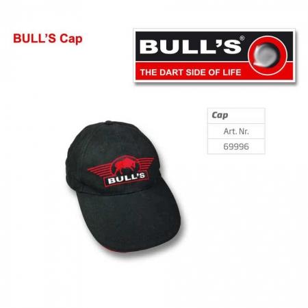 Bulls Base Cap schwarz