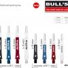 BULL'S Altra TopSpin Shaft Short blau 54612 Gruppe 1