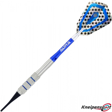 BULL'S Bizzard Soft Dart 14g silber 16824 Featured 1