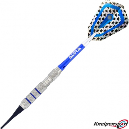 BULL'S Bizzard Soft Dart 18g silber 16858 Featured 1