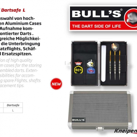 BULL'S Dartsafe Large silber 66352 Featured 1