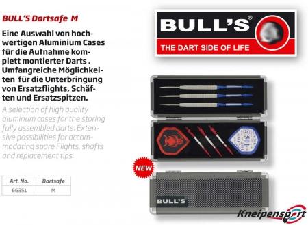 BULL'S Dartsafe Medium silber 66351 Featured 1