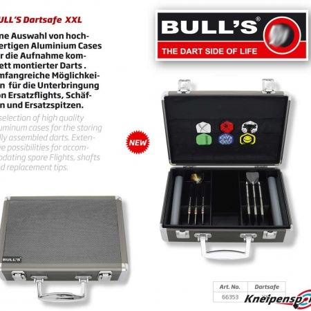 BULL'S Dartsafe XXL silber 66353 Featured 1