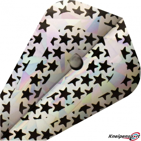 "BULL'S Diamond Flights ""Black Stars"" Fantasy design 52867 Featured 1"