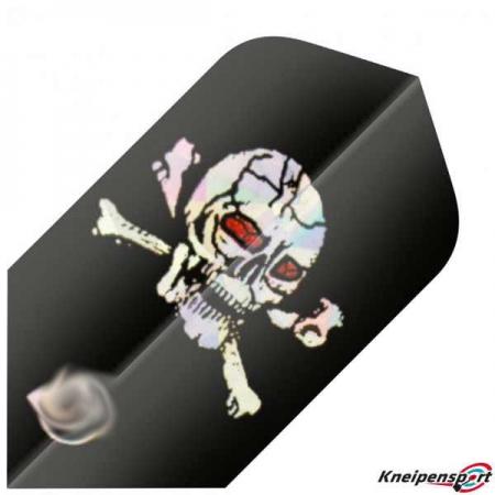 "BULL'S Diamond Flights ""Skull"" Slim design 52561 Featured 1"