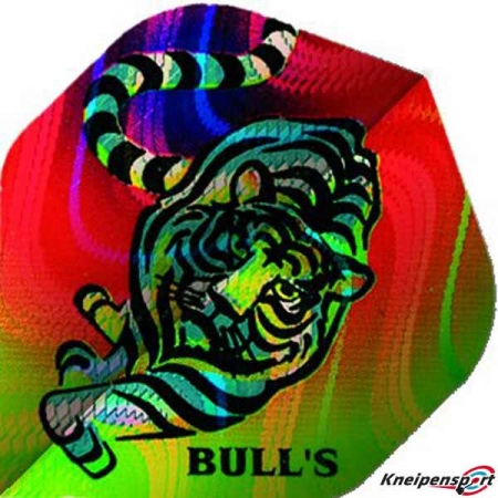 "BULL'S Diamond Flights ""Tiger"" A-Standard design 52589 Featured 1"