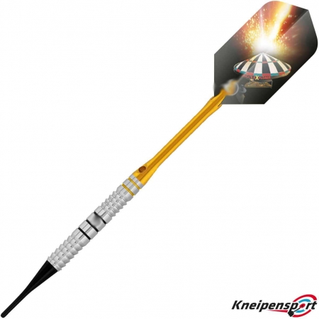 BULL'S Explorer E3 Soft Dart 16g silber 17646 Featured 1