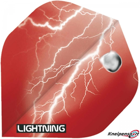 BULL'S Lightning Flights A-Standard rot 51201 Featured 1