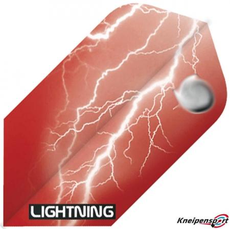 BULL'S Lightning Flights Slim rot 51251 Featured 1