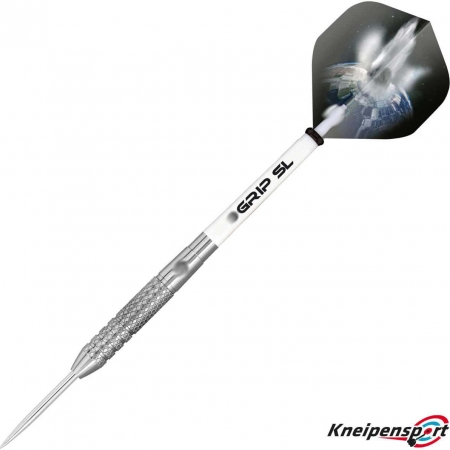 BULL'S Meteor MT8 Steel Dart 24g silber 13544 Featured 1