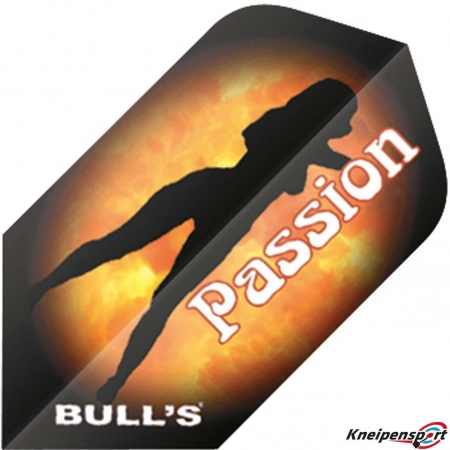 "BULL'S Motex Flights ""Passion"" Slim design 52259 Featured 1"