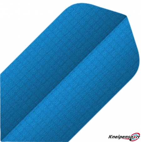 BULL'S Nylon Flights Slim blau 51557 Featured 1
