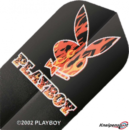 BULL'S Playboy Flights Slim schwarz 52756 Featured 1