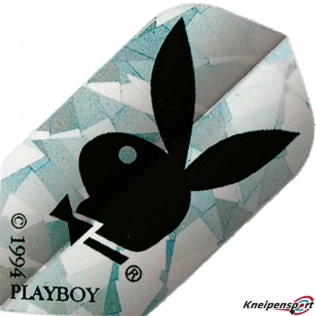 BULL'S Playboy Flights Slim silber 52754 Featured 1